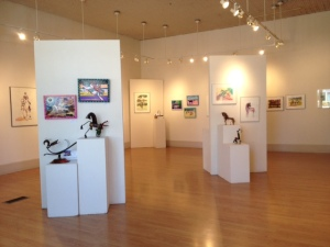 High Point at the Gunnison Arts Center