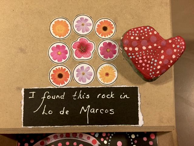 rock from Lo de Marcos, Mexico