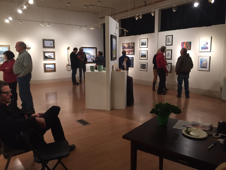 AWE at the Gunnison Center for the Arts