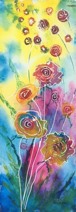 """""""Bouquet"""" copyright C Isgreen"""