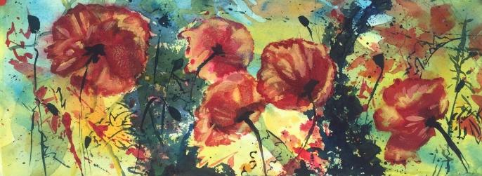 """""""Poppies #2"""""""