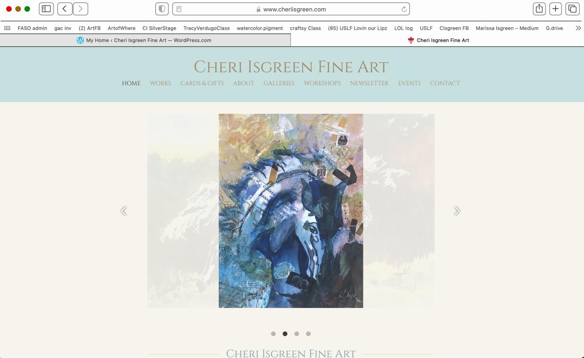 Cheri Isgreen hasmoved